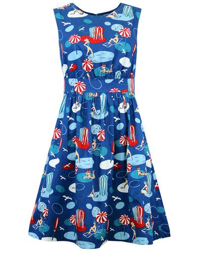 EMILY AND FIN RETRO 50s LUCY SEASIDE DRESS