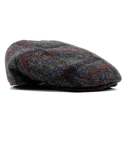 Failsworth retro Harris Tweed mens Cap