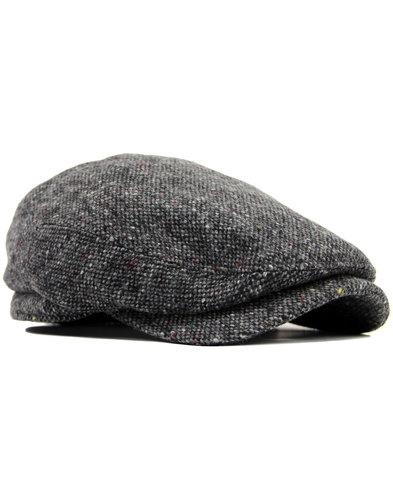 failsworth retro mod red fleck donegal gatsby cap