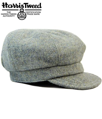 FAILSWORTH RETRO HARRIS TWEED 60s HAT BAKERBOY