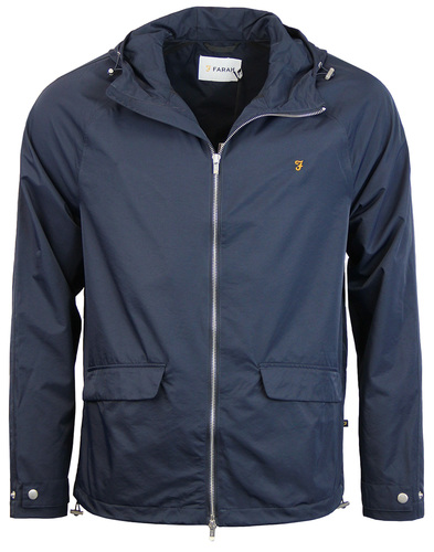farah coulston jacket navy