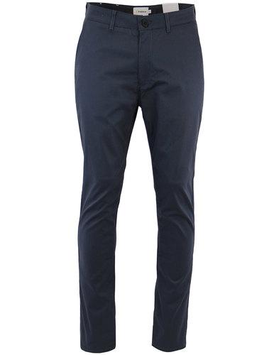 Denby FARAH Retro 60s Mod Slim Hopsack Trousers A