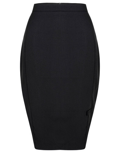 Ashcott FEVER Retro 50s Style Fitted Pencil Skirt
