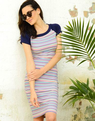 Fever Dresses Retro Tobago Pencil Summer Dress