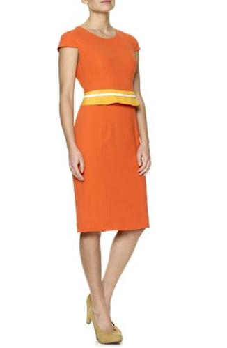 FEVER DRESSES RETRO MOD 60S PENCIL DRESS LYON