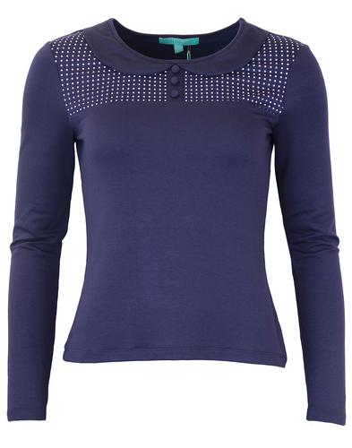 FEVER RETRO MOD PIN DOT TOP JUMPER