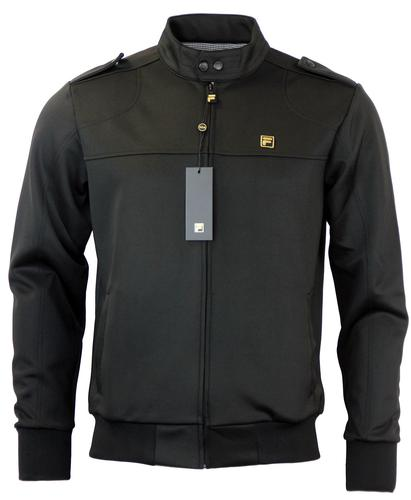 FILA GOLD RETRO MOD CAFE RACER TRACK TOP