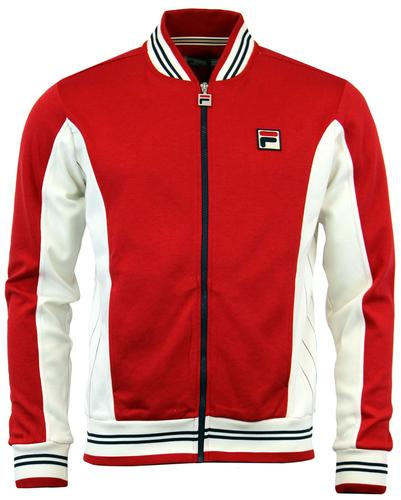 fila vintage legends settanta retro 70s track top