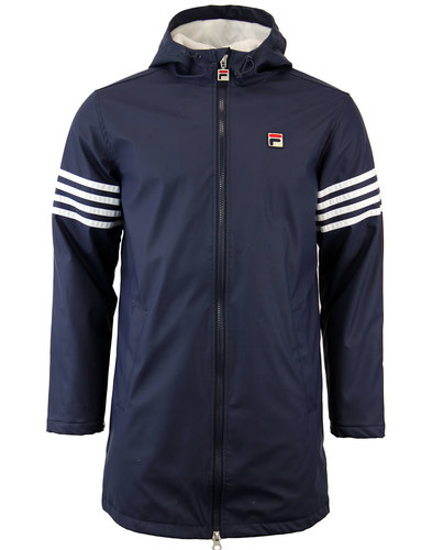 FILA VINTAGE RETRO 70s RAINCOAT
