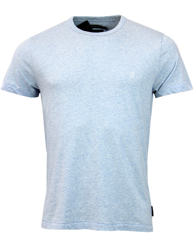 FRENCH CONNECTION Retro Slim Fit Crew Neck Tee