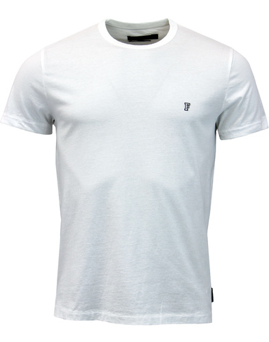 FRENCH CONNECTION Retro Slim Fit Crew Neck Tee W