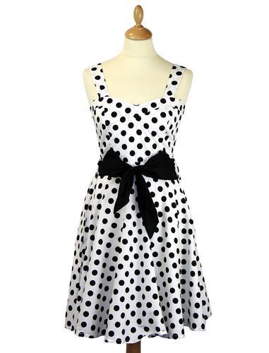 FRIDAY ON MY MIND RETRO 1950s MINNIE DRESS