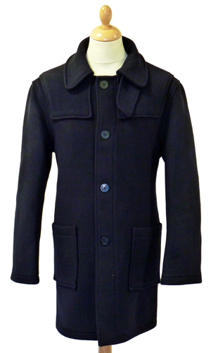 FERGUSON of LONDON RETRO MOD DONKEY PEACOAT