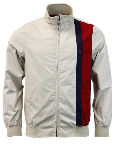 Samson GABICCI VINTAGE Racing Stripe Harrington O
