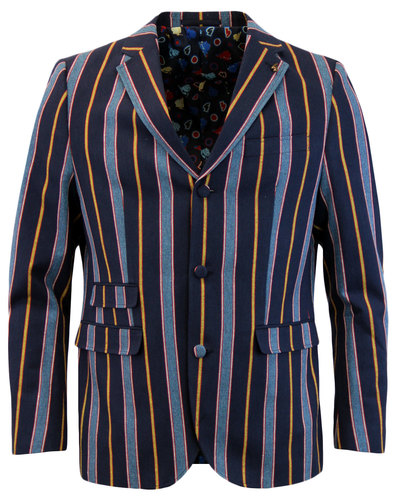 gabicci vintage thames 1960s mod boating blazer