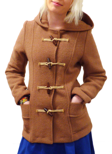 Gloverall Duffle Coats for Women | Retro Original Duffle Coat