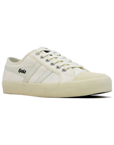 Coaster GOLA Men's Retro 70s Canvas Trainers (OW)