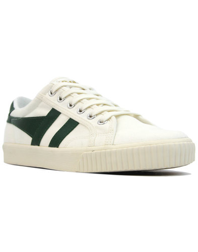 gola mark cox womens retro 1970s tennis trainers