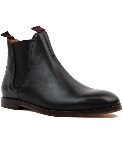 H BY HUDSON TAMPER CHELSEA BEATLE BOOTS