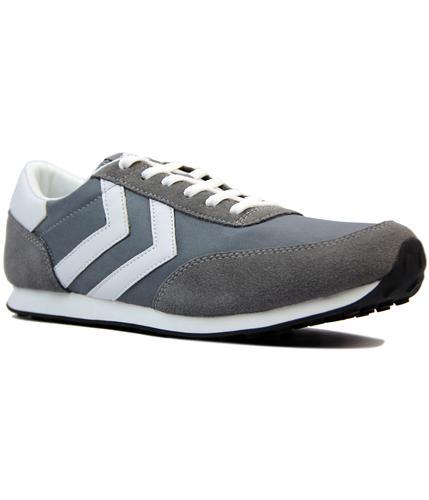 hummel seventyone lo retro indie running trainers