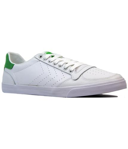 hummel slimmer stadil ace retro tennis trainers