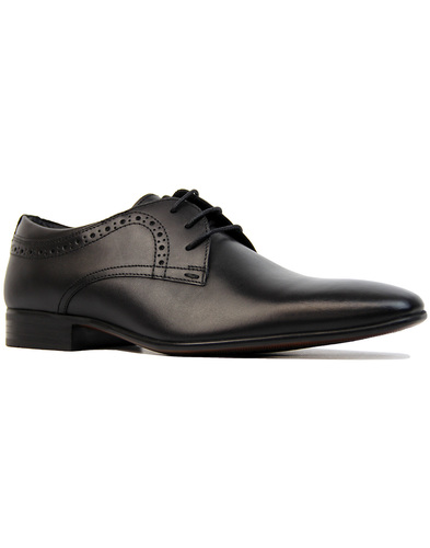ikon pullman derby shoes black