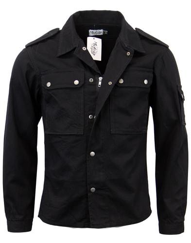 madcap england interstellar retro military jacket