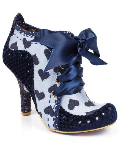 Abigails Third Party IRREGULAR CHOICE Heel Boots B