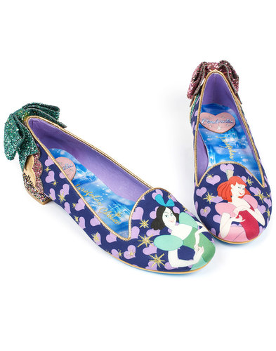 Irregular Choice Cinderella Ugly Sisters Shoes
