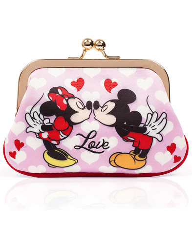 Love 'N' Kisses IRREGULAR CHOICE Disney Coin Purse