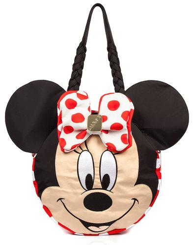 Why Hello! IRREGULAR CHOICE Mickey & Minnie Bag