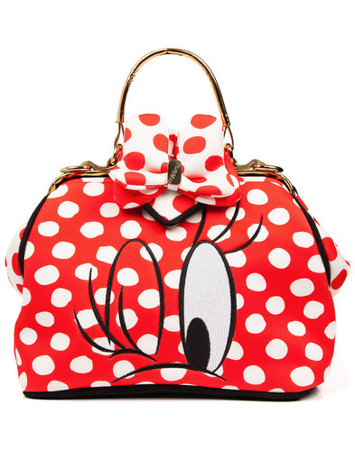 I Heart Minnie IRREGULAR CHOICE Polka Dot Handbag