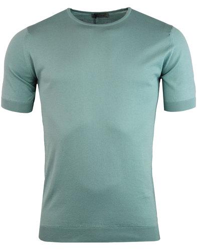 Belden JOHN SMEDLEY Made In England Knit T-Shirt G