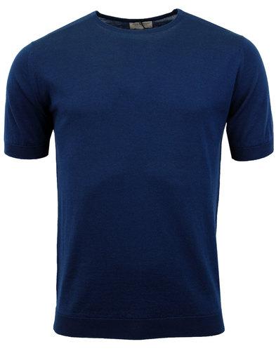 Belden JOHN SMEDLEY Made In England Knit T-Shirt I