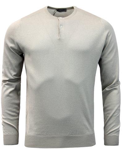 Wembury JOHN SMEDLY Made in England Henley Shirt