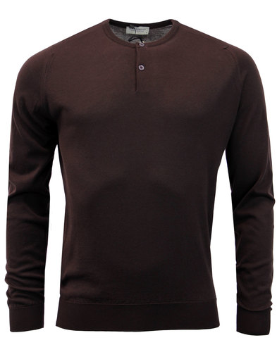 Wembury JOHN SMEDLY Made in England Henley Jumper