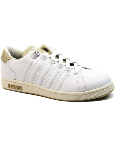 k-swiss lozan iii tt retro tongue twister trainers