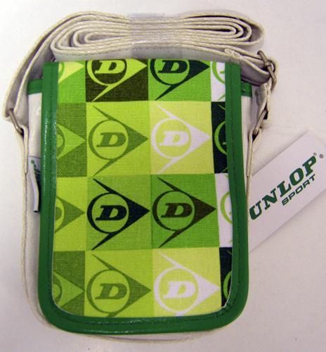 'Super-Mini Dunlop Bag' (Green)