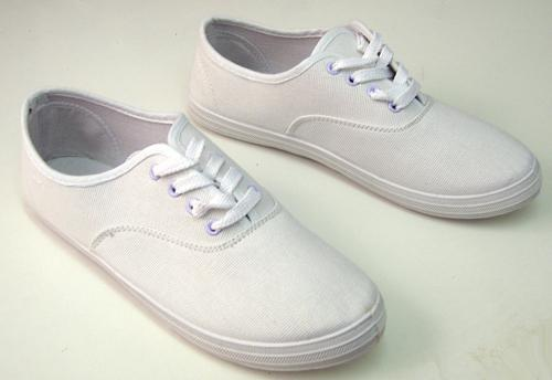 'Sandie' -Retro Fifties/Sixties Indie Trainers (W)