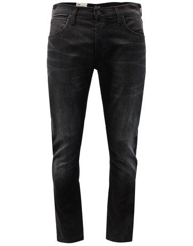 Daren LEE Mod Regular Slim Indigo Denim Jeans (BF)