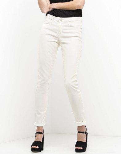 Jodee LEE Retro Super Skinny Denim Jeans ECRU