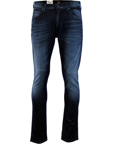 LEE Luke Retro Slim Tapered Denim Jeans OCEAN