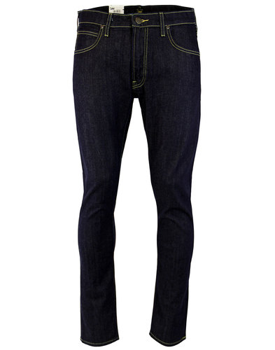 lee luke retro mod slim tapered denim jeans urban