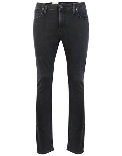 Malone LEE Retro Mod Charcoal Powder Skinny Jeans