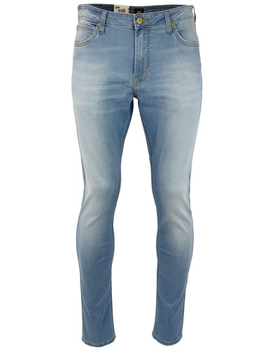 lee malone retro 70s skinny sun breeze denim jeans