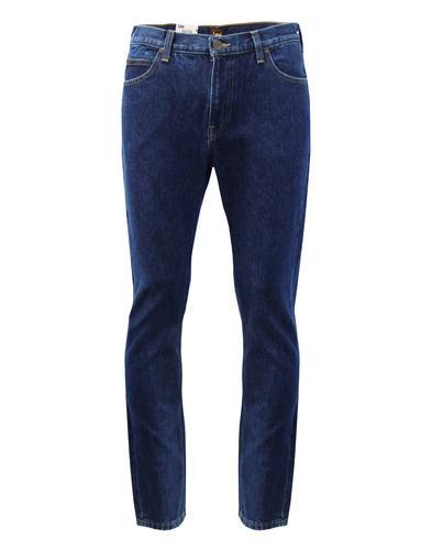 Rider LEE Original Rigid Dark Stonewash Slim Jeans