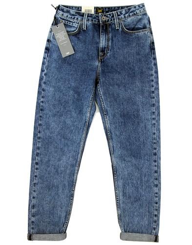 LEE JEANS WOMENS MOM JEANS RETRO JEANS