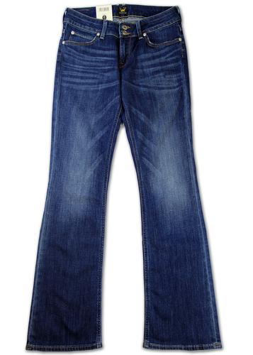 LEE Joliet Blue Mountains Retro 70s Bootcut Jeans