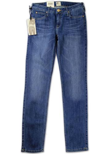 LEE Scarlett Blue Stone Retro Skinny Denim Jeans