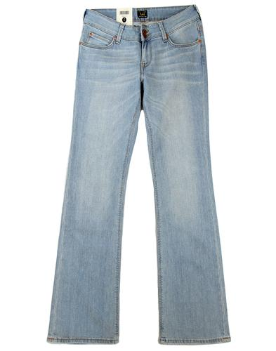 LEE RETRO INDIE 1970s JOLIET JEANS SUMMER WIND